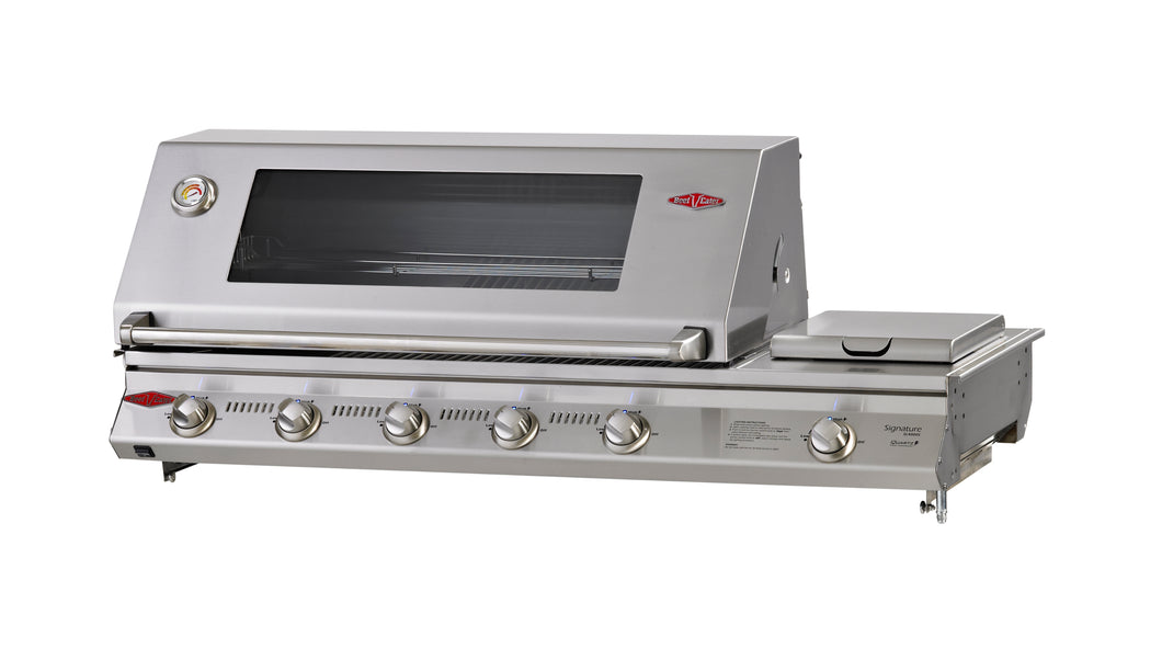 SL4000S Series - 5 + 1 Burner Gas BBQ Only