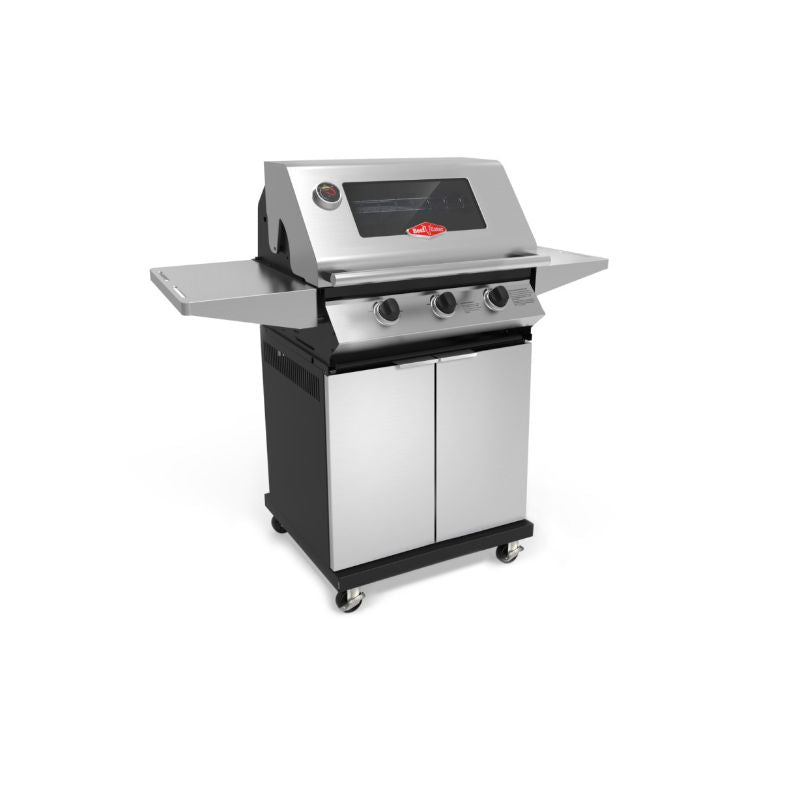 1000LX-S Series - 3 Burner BBQ with Trolley
