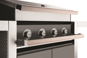 1500 Series - 4 Burner BBQ Only