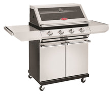 Load image into Gallery viewer, 2000S Series - 4 Burner BBQ with Trolley