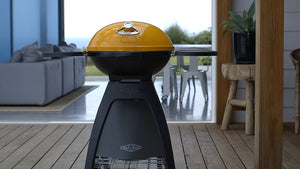 BUGG Series - Amber Gas BBQ with Trolley