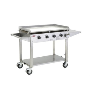 Clubman Series Gas BBQ - Stainless Steel