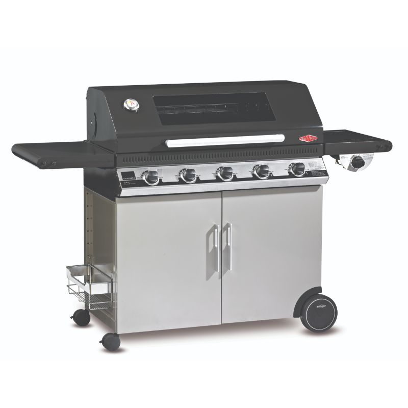 1100E Series - 5 Burner BBQ with Trolley