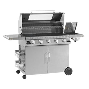 1100S Series - 5 Burner BBQ with Trolley