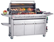 Load image into Gallery viewer, SL4000S Series - 5+1  Burner BBQ with Trolley