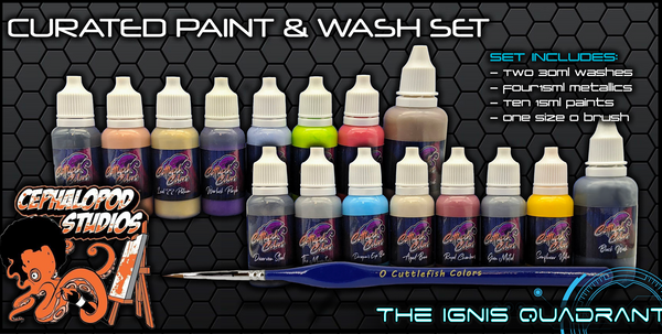 Sci-Fi Paint Bundle