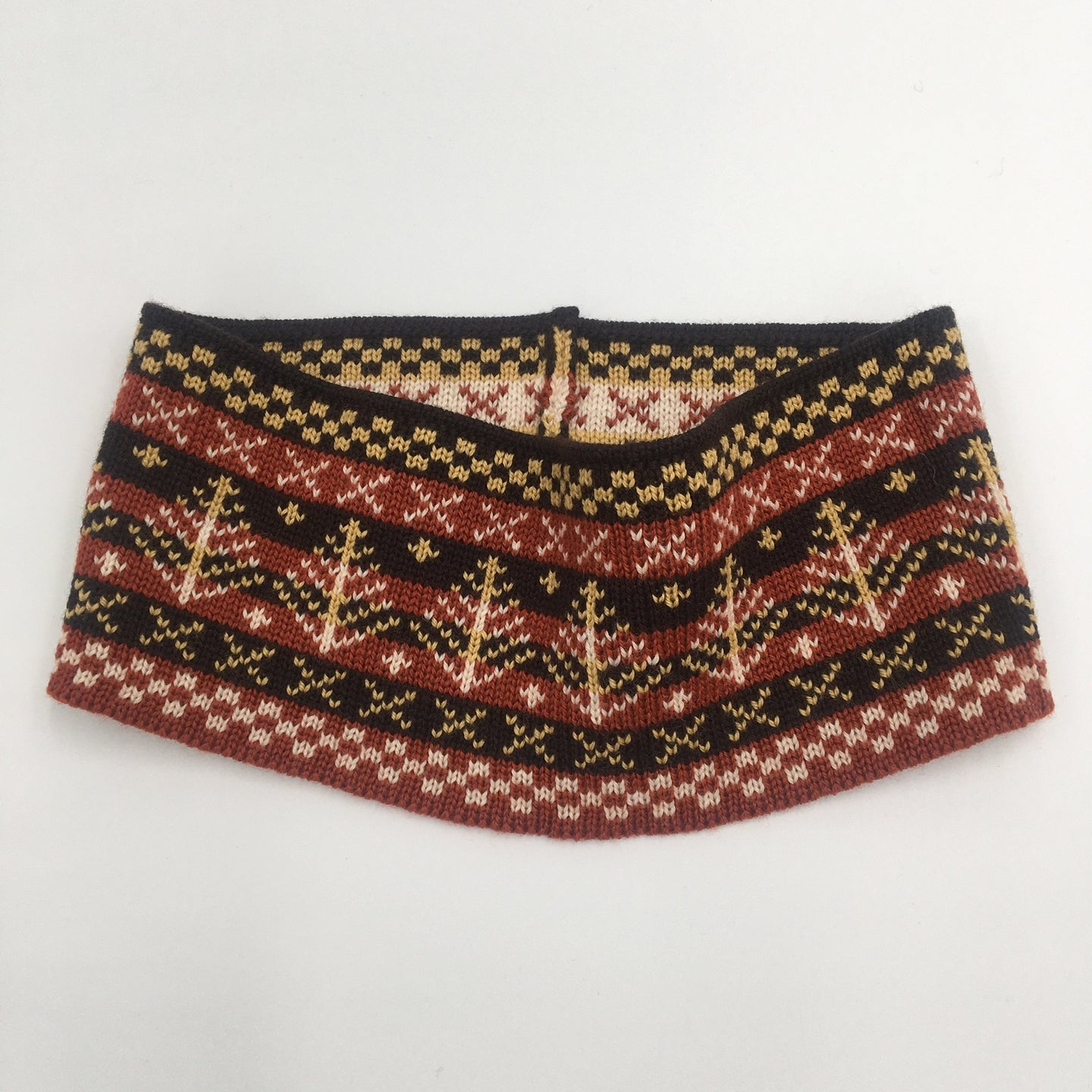 Fair Isle Heritage Design Headband