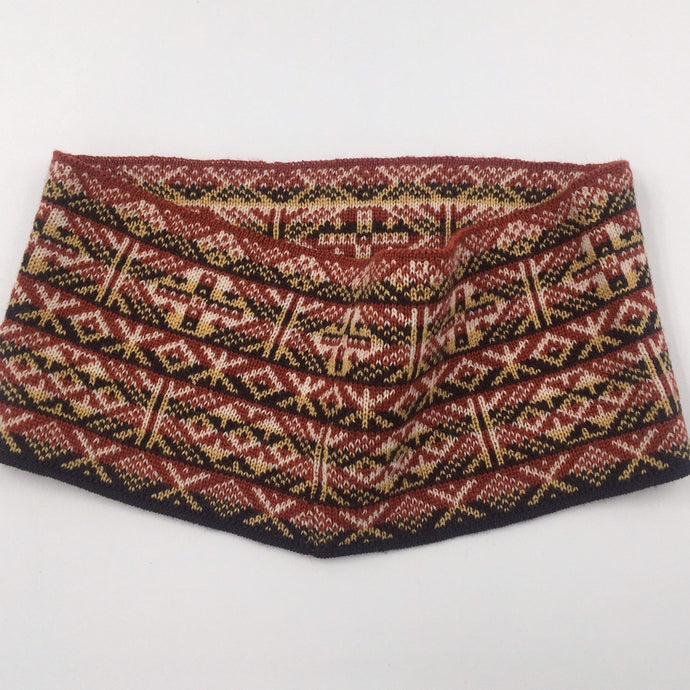 Fair Isle Heritage Headband