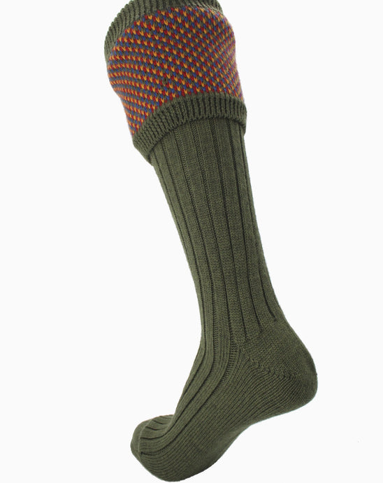Tayside Shooting Socks mens
