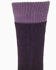 Lady Glen Thistle Socks Merino Wool