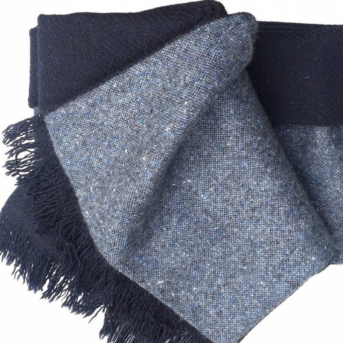Isle of Skye Cashmere and Tweed scarf