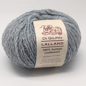 Scottish Knitting Wool in Sea Mist Colour