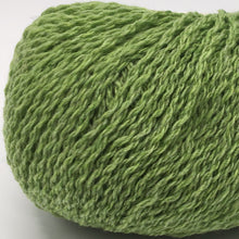 Load image into Gallery viewer, Spring Shoots bright green Scottish knitting wool