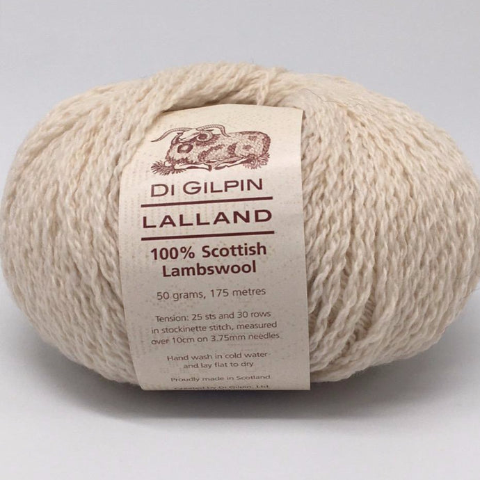 Di Gilpin Lalland Scottish Knitting Wool Crowdie
