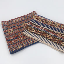 Load image into Gallery viewer, Fair Isle Infinity Scarves