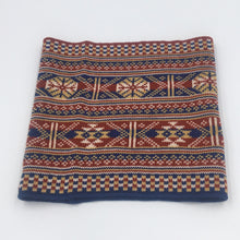 Load image into Gallery viewer, Fair Isle luxury cowl or infinity scarf