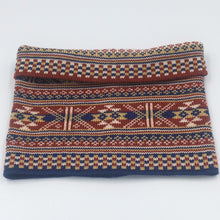 Load image into Gallery viewer, Fair Isle luxury infinity scarf
