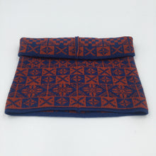Load image into Gallery viewer, Luxury Fair Isle infinity scarf or neck cowl.