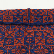 Load image into Gallery viewer, Luxury Fair Isle infinity scarf or neck cowl, made in Scotland