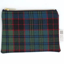 Load image into Gallery viewer, Stewart tartan small purse