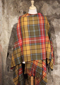 Tartan Serape Buchanan Antique