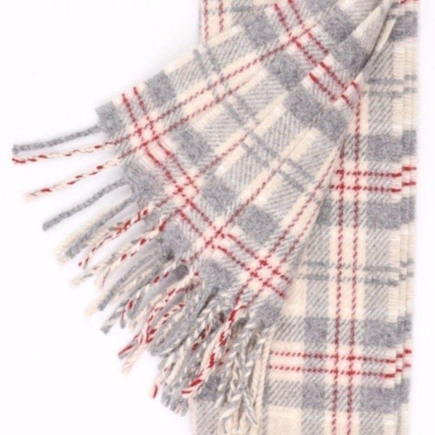 Hebridean sands lambswool scarf