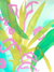 Abstract Palm