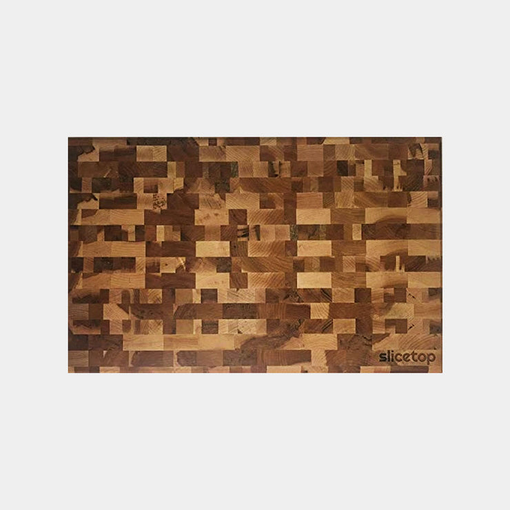 End Grain Canadian Maple Chopping Board 19x12x1.5""