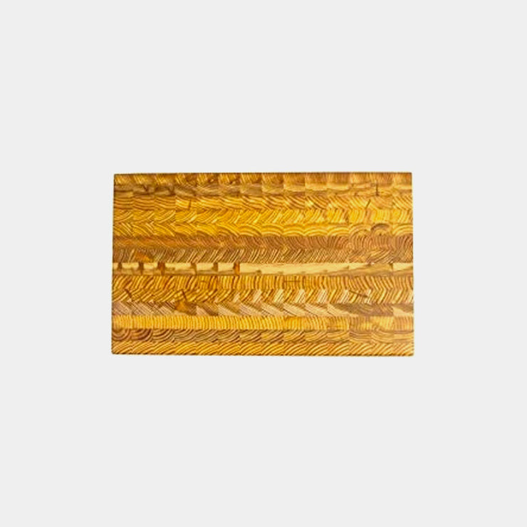 "End Grain Small Cutting Board 17-3/4"" x 11"" x 1-1/2"""