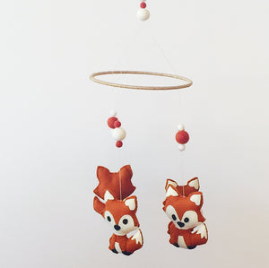 Little Foxy - Baby Mobile