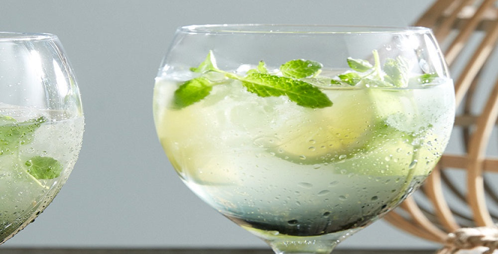 Lime and Mint Mojito Recipe!