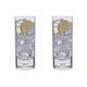 Dartington Crystal Exmoor Highball glass, Set of 2