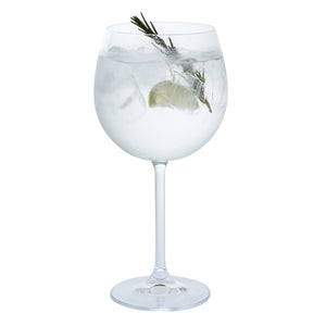 Dartington Crystal Gin Copa Glass, Set of 6