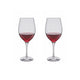 Dartington Crystal Wine Master Bordeaux glass, Set of 2