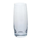 Dartington Crystal Cheers Tumbler Glass, Set of 4