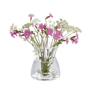 Dartington Crystal Florabundance Settle Small Vase