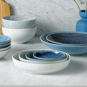 Denby Studio Blue Nesting Bowl, Set of 4