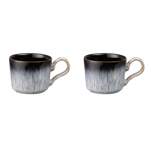 Denby Halo Brew Espresso Cup - Set of 2