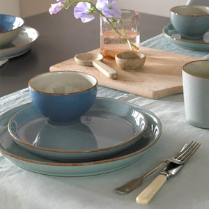 Denby Heritage Terrace Small Coupe Plate