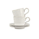 Denby Natural Canvas Espresso Cups - Set of 2