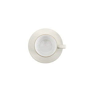 Denby Natural Canvas Textured Tea and Coffee Cup