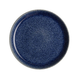 Denby Studio Blue Cobalt Coupe Dinner Plate