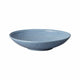 Denby Studio Blue Flint Large Ridged Bowl