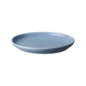 Denby Studio Blue Flint Small Coupe Plate