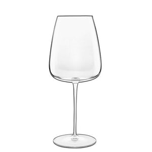 Luigi Bormioli Talismano Bordeaux Glass, Set of 4