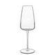 Luigi Bormioli Talismano Prosecco Glass, Set of 4