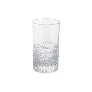 Royal Brierley Antibes Crystal Large Tumbler Glass