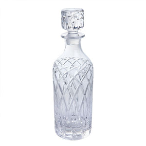 Royal Brierley Harris Tall Spirit Decanter Clear