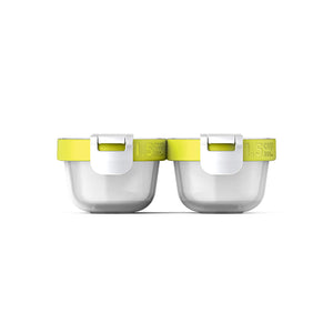Zoku 4-pcs Neat Stack Food Containers