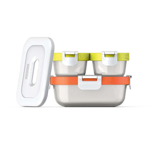 Zoku 7-pc Neat Stack Food Containers